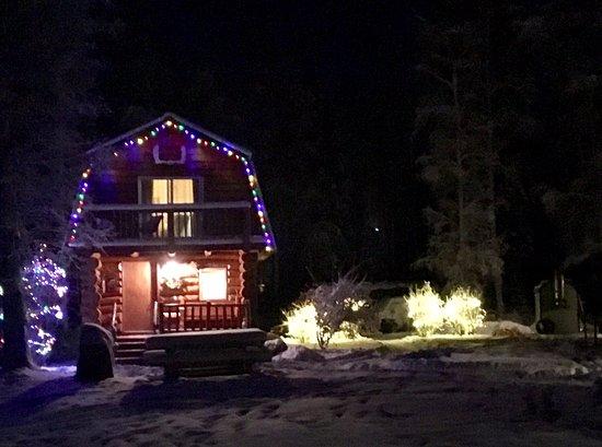 Foto de Riverbend Log Cabins & Cottage Rentals