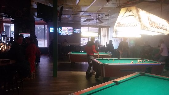 Conway, SC: pool tables