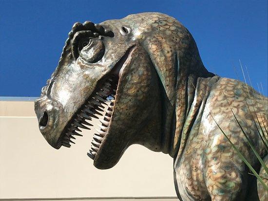 Santee, Калифорния: More Dinosaurs