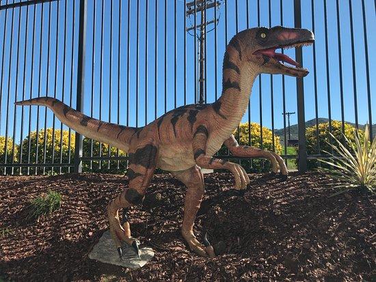 Santee, Californien: More Dinosaurs
