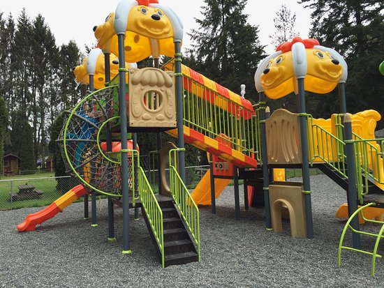 KOA Campgrounds: New Playground
