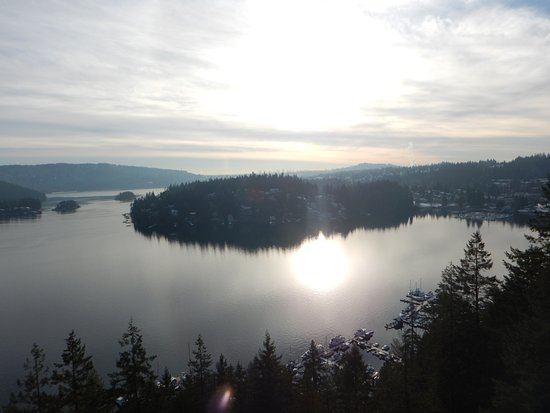 North Vancouver, Kanada: View from Quarry Rock