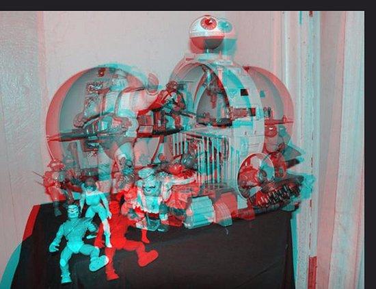 Pauls Valley, OK: 3D set of TEENAGE MUTANT NINJA TURTLES