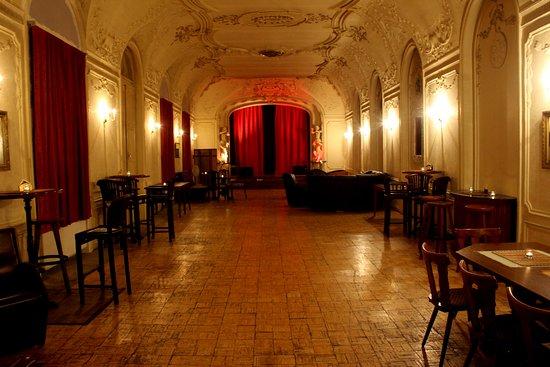 Jazzové kluby abary