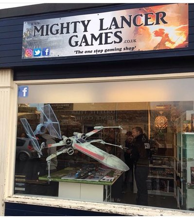 ‪Mighty Lancer Games‬