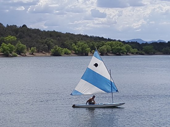 Parker Canyon Lake : My best days in Arizona!