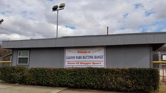Lagoon Park Batting Range