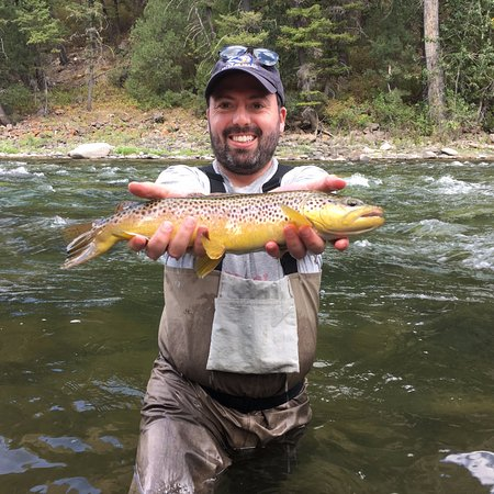 Butte, Μοντάνα: Gallatin River walk and wade trip Bozeman Montana