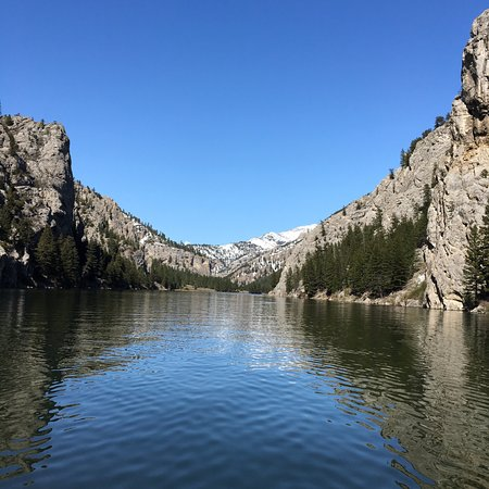 Butte, Μοντάνα: Gates of the Mountain, Holter Lake near Helena Montana