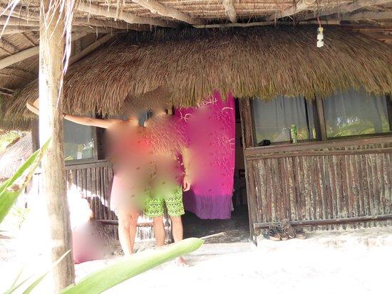 Hotel & Cabanas Zazil Kin Tulum: Cabaña