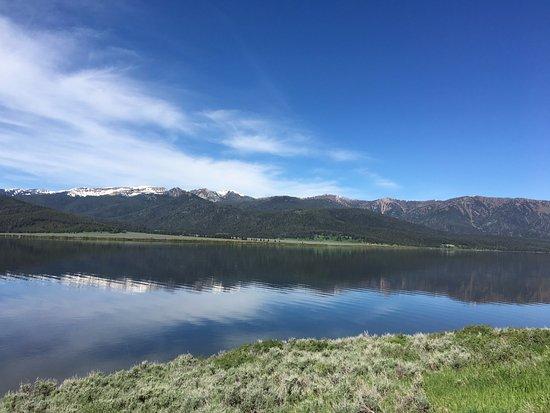 Butte, MT : Hebgen Lake jet boat trips
