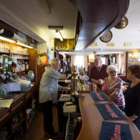 Bexhill-on-Sea, UK: The Bull Bar