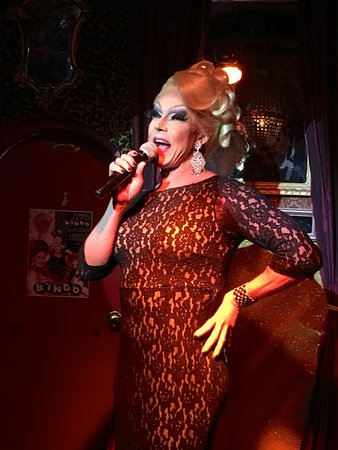 Transvestite shows in amsterdam