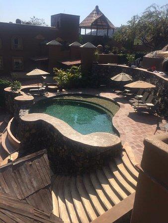 Hostal de la Luz - Spa Holistic Resort: Sus instalaciones están padres.!