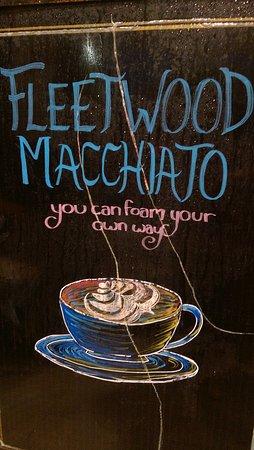 Кембридж, Канада: Great, artistic, pun boards!!