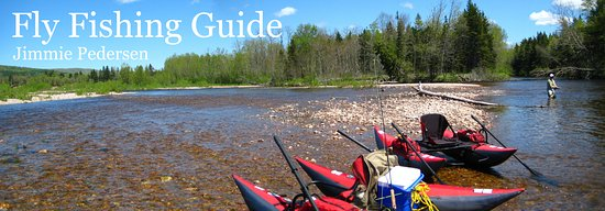 Margaree Forks, Canada: Margaree river