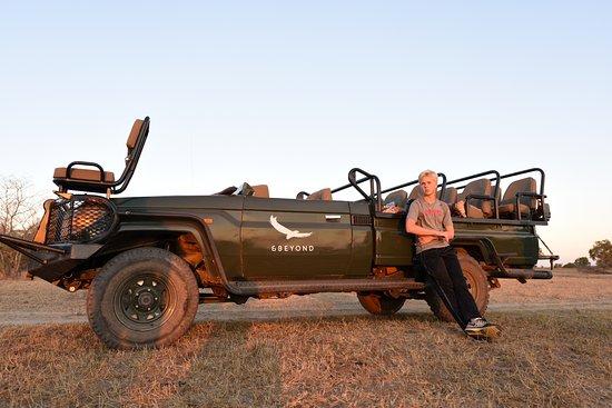 Ngala Private Game Reserve, Sydafrika: Game drive
