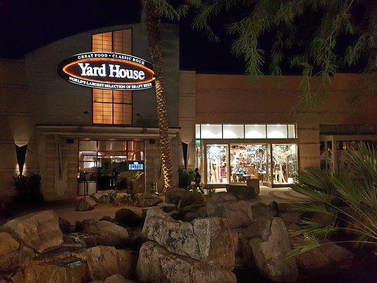 Yard House Rancho Mirage Ca