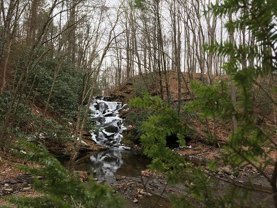 Slateford Creek Falls