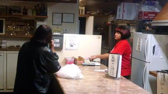Clarksville, TN : Pat's Cafe