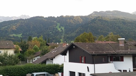 Hotel Garmischer Hof Photo