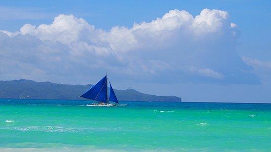 Friday's Boracay: Beachview