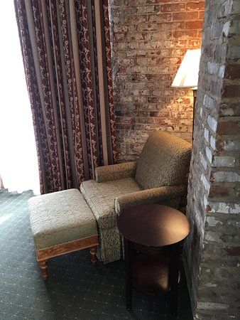 BEST WESTERN PLUS St. Christopher Hotel: Cute room on the 9th floor