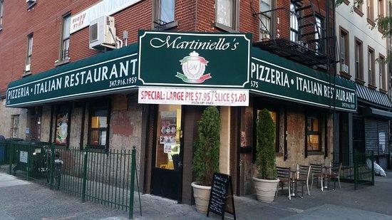 Ridgewood, Estado de Nueva York: Martiniello's Pizzeria