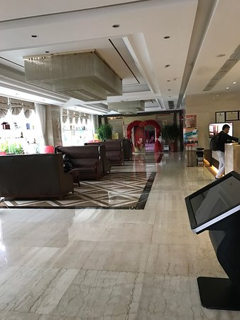 Quanzhou, Chine : Pictures of room, lobby and dining room