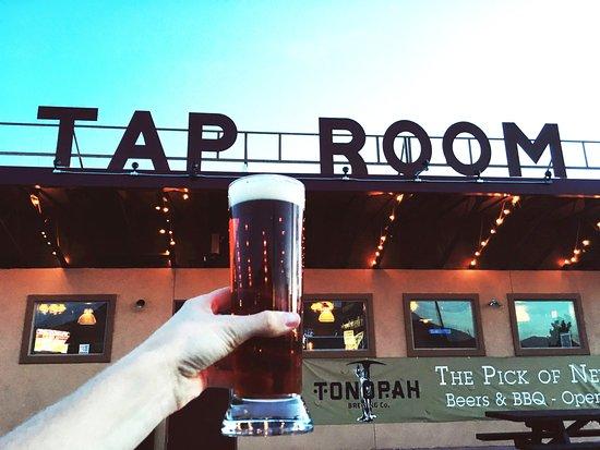 Tonopah, NV: Cheers!
