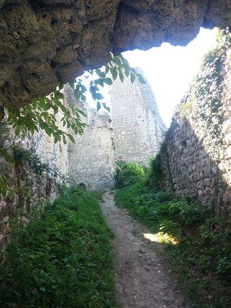 Samobor, Croazia: pasage