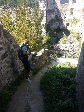 Samobor, Croazia: with bycikles