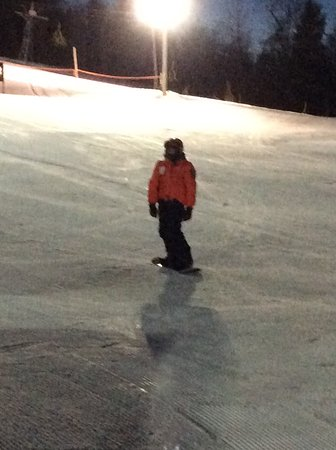 Pittsfield, MA: Snowboarding