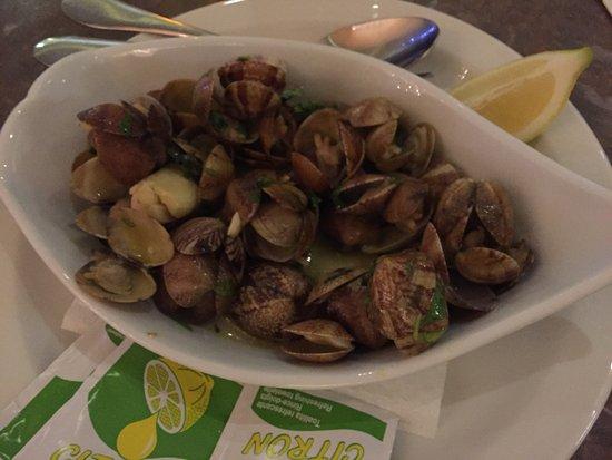 Restaurante D. Henrique : almejoas