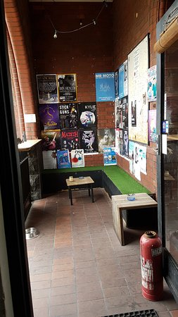 Footscray, Australia: Dancing Dog Cafe