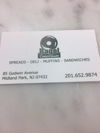 Midland Park, NJ: Card