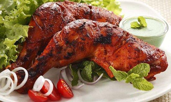 Yonkers, NY: Tandoori Chicken