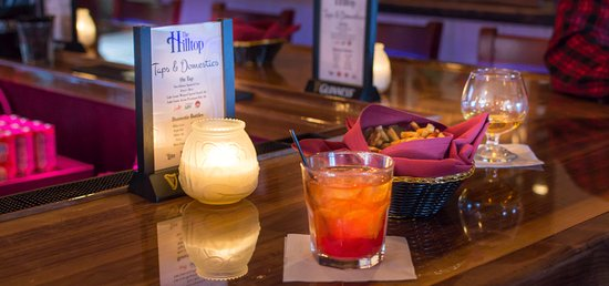 Cross Plains, WI: The Old Fashioned, a Wisconsin supper club tradition.