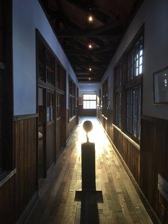 Bibai, Japan: 廊下の光景
