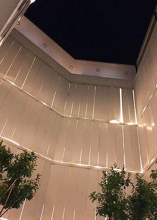 Condesa DF: Courtyard