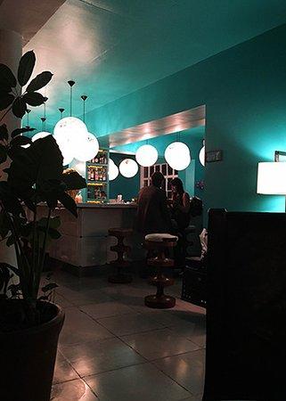 Condesa DF: Hotel bar
