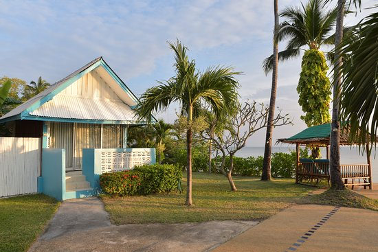 Blu' Beach Bungalows: le paradis