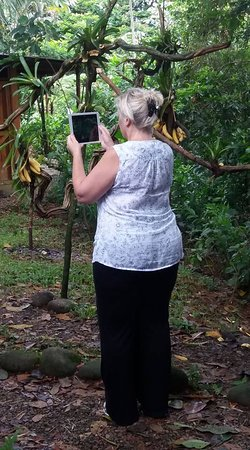 La Virgen, Costa Rica: Cell phone and small camera photography