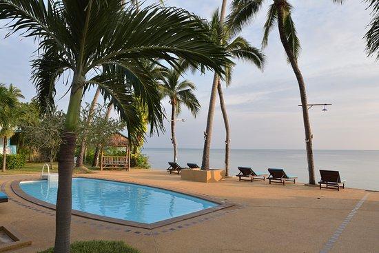 Blu Beach Bungalows Confortable Transat Et Sunbed