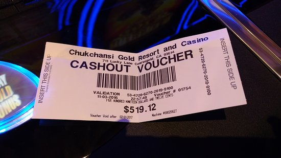 Coarsegold, Californien: Winning in the casino