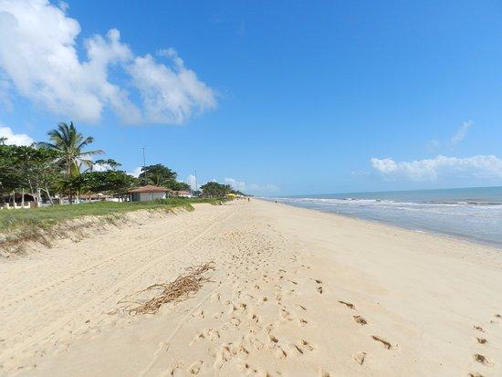 Alcobaca, BA: Praia