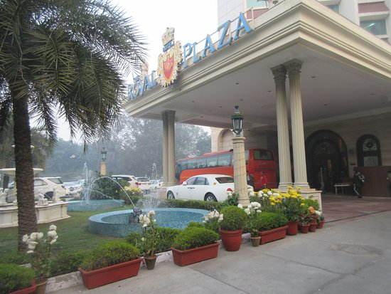 Foto Hotel The Royal Plaza