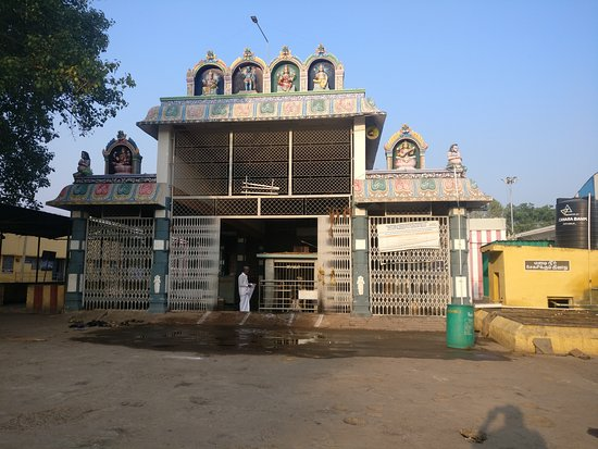 Theni, India: Gowmariamman Temple