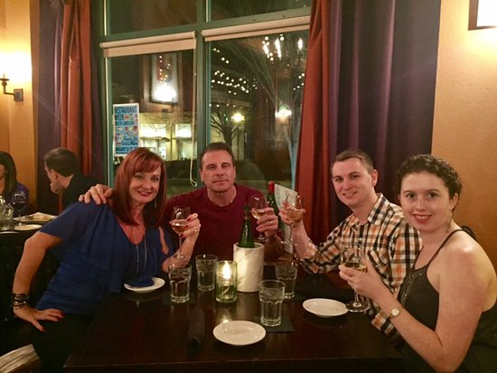 Gervais & Vine: Celebrating birthday at Gervais and Vine