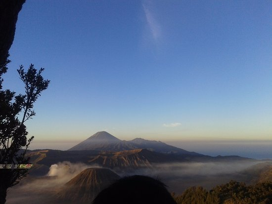 Foto De Bromo Tengger Semeru National Park Malang Pemandangan Dari